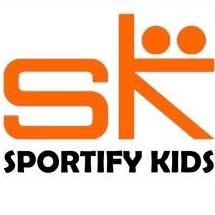 Logo Sportify Kids GROOT